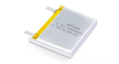 3.8V High Voltage Li Polymer Battery Series