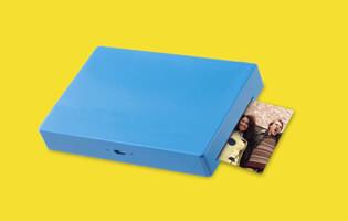 3.7V 900mAh Li Polymer Battery LP523450 for Pocket Printer