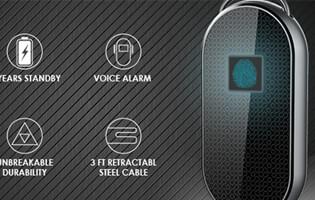 Rechargeable Li Polymer Battery LP351133 3.7V 100mAh battery for Fingerprint Padlock