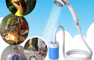 High-Quality Lithium-ion 18650 Battery LP18650D 3.7V 2200mAh for Portable Outdoor Shower