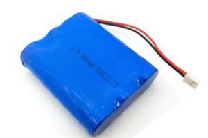 18650 battery 3P1S 3.7V 7800mAh