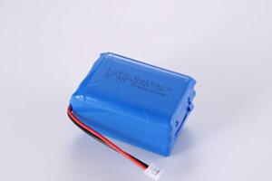 1S3P Li Polymer Battery LP103450 3.7V 5400mAh