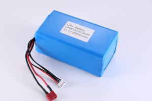 3S2P Li Polymer Battery LP8873129 11.1V 20000mAh