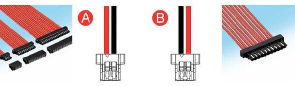 Battery Connector Hirose DF52-2P-0.8C
