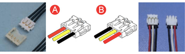 Battery Connector JST ACHR-03V-S