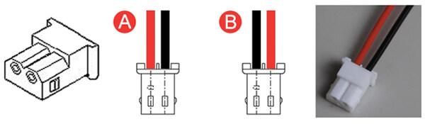 Battery Connector Molex 50-37-5023 (5264-02)