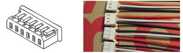 Battery Connector Molex 51004:51065