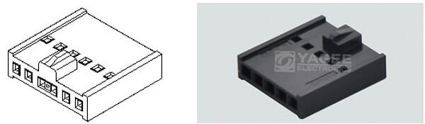 Battery Connector Molex 90156