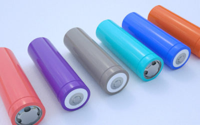 18650 Lithium-ion Battery Series