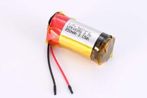 Cylindrical battery LPC18350 3.7V 850mAh