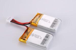 High Rate Discharge Li Polymer Battery LPHD7030040 20C 2P 3.7V 700mAh