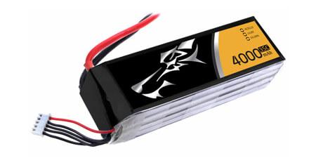 RC li polymer battery