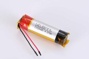 cylindrical battery LPC16500 3.7V 1100mAh