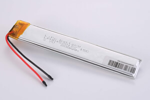 high rate discharge li polymer battery LPHD4520122 15C 3.7V 800mAh