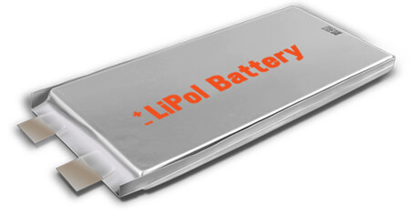 high rate discharge battery