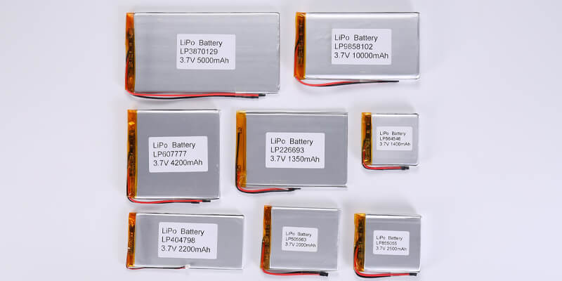 Battery Thickness from 7.0mm to 7.9mm
