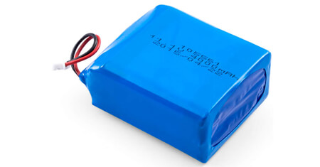 Customized Li Polymer Battery Pack