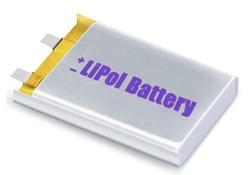 Li Polymer Battery Logo