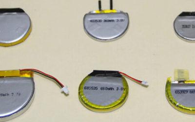 Round Li Polymer Battery