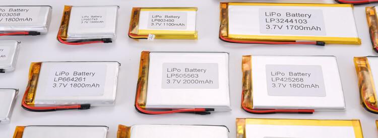 Standard Li Polymer Battery 4000mAh+