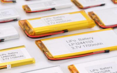 3.7V Standard Li Polymer Battery 8000mAh+