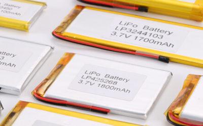 3.7V Standard Li Polymer Battery 9000mAh+