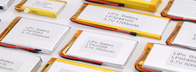 Standard Li Polymer Battery 9000mAh+