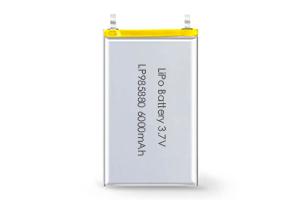Li Polymer Battery LP985880 3.7V 6000mAh