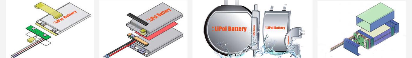 Li Polymer Battery Catalog