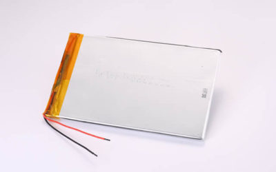 3.7V Rechargeable Li Polymer Battery LP98C0200 34000mAh With PCM and Wires