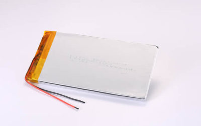 3.7V Rechargeable Li Polymer Battery LPA695183 22000mAh With PCM and Wires