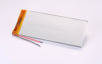 3.7V Rechargeable Li Polymer Battery LPB090215 30000mAh With PCM and Wires