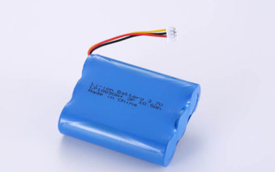 3.7V Rechargeable Lithium ion Battery LP18650A+ 10.5Ah With NTC and Molex 51021-0300 Connector