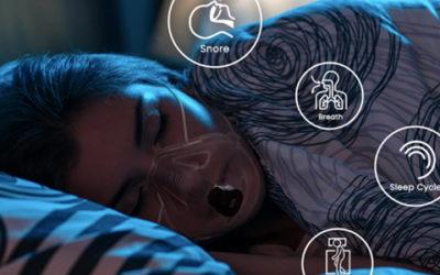 Portable Li Polymer Battery LP350926 3.7V 55mAh With PCM For Breathing Sleep Monitor